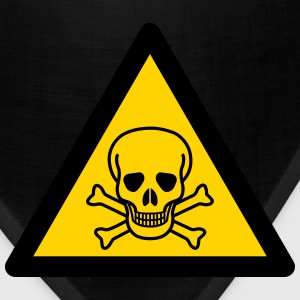Hazard Symbol - Poisonous Substances - Bandana