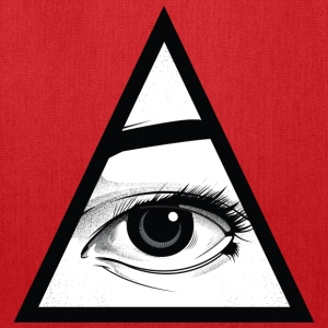 All Seeing Eye T-Shirts - Tote Bag