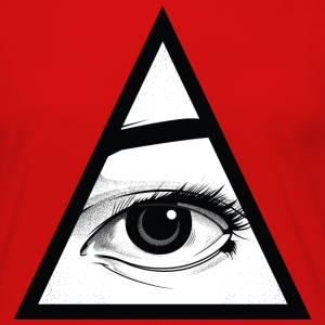 All Seeing Eye T-Shirts - Women's Premium Long Sleeve T-Shirt