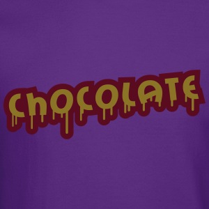 Chocolate Graffiti Women's T-Shirts - Crewneck Sweatshirt