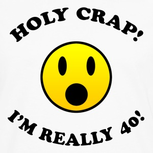 40th Birthday Gag Gift - Men's Premium Long Sleeve T-Shirt