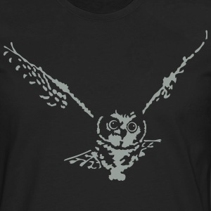 Owl - Men's Premium Long Sleeve T-Shirt
