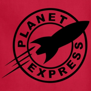 Planet Express T-Shirt - Adjustable Apron