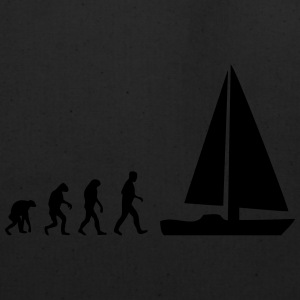 sailing evolution T-Shirts - Eco-Friendly Cotton Tote