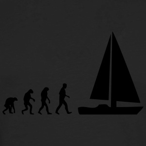 sailing evolution T-Shirts - Men's Premium Long Sleeve T-Shirt