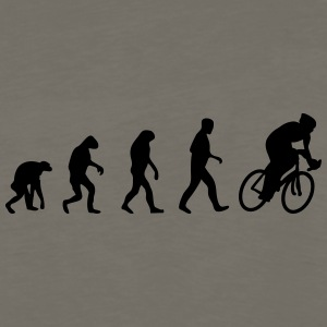 bike evolution T-Shirts - Men's Premium Long Sleeve T-Shirt