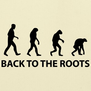back to the roots T-Shirts - Eco-Friendly Cotton Tote