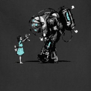 Bioshock Big Daddy T-Shirts - Adjustable Apron