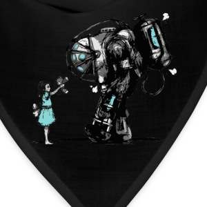 Bioshock Big Daddy T-Shirts - Bandana