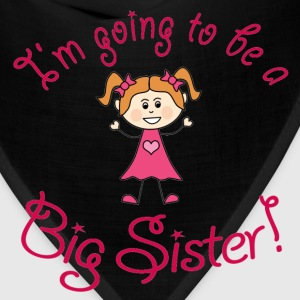I'm going to be a Big Sister! - Bandana