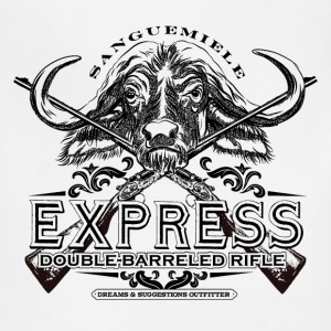 buffalo_express_rifle T-Shirts - Adjustable Apron