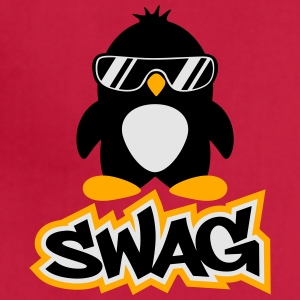 Swag Penguin T-Shirts - Adjustable Apron