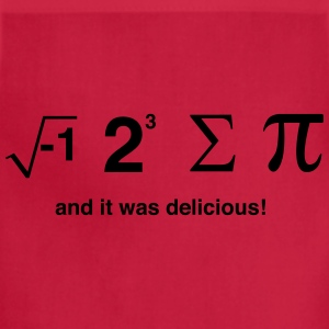 I Ate Sum Pi and it was Delicious T-Shirts - Adjustable Apron