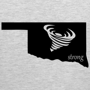 oklahoma strong T-Shirts - Men's Premium Tank