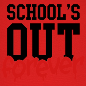 school's out forever Kids' Shirts - Baseball Cap