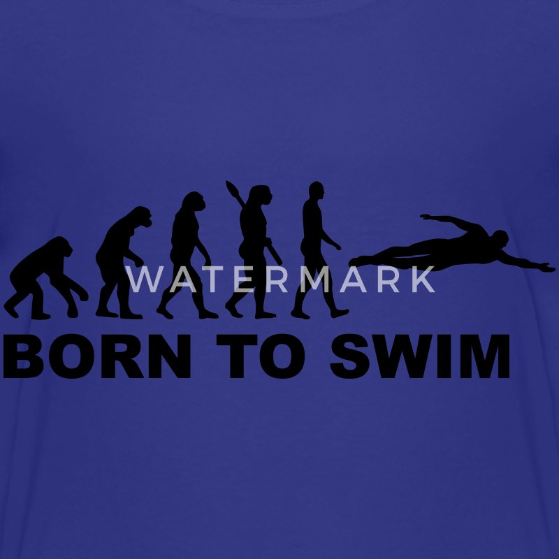 Evolution Swimming Kids' Shirts - Kids' Premium T-Shirt