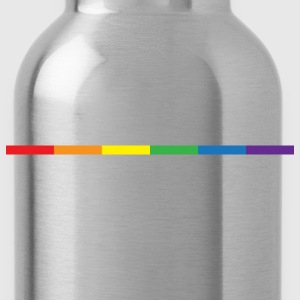 Gay Rainbow Symbol T-Shirts - Water Bottle