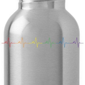 Gay Pulse T-Shirts - Water Bottle