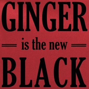 Ginger is the new black Women's T-Shirts - Computer Backpack