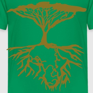 Africa Roots & Rivers Kids' Shirts - Toddler Premium T-Shirt