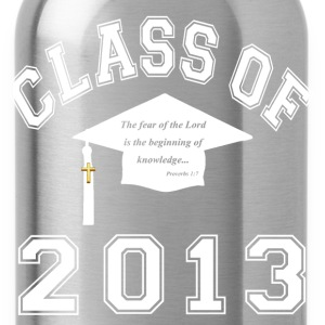 Class Of 2013 Knowledge T-Shirts - Water Bottle