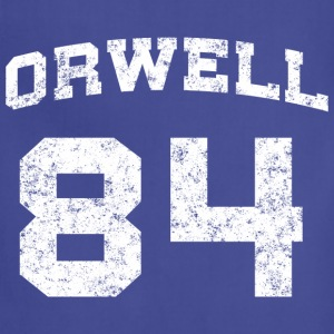 Orwell 84 T-Shirts - Adjustable Apron