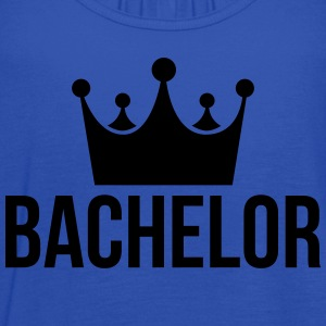 bachelor T-Shirts - Women's Flowy Tank Top by Bella