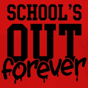 school's out forever Women's T-Shirts - Women's Premium Long Sleeve T-Shirt