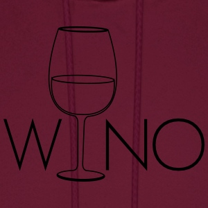 Wino. for Wine Lovers T-Shirts - Men's Hoodie