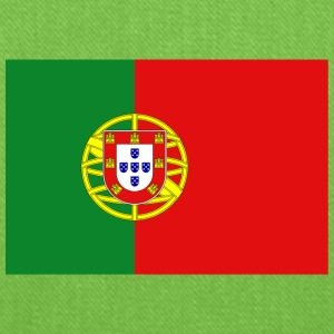 Portugal Flag T-Shirt - Tote Bag