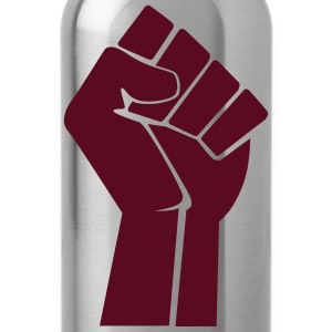 Power Fist T-Shirts - Water Bottle