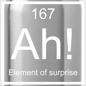 Ah! Surprise Element - Water Bottle