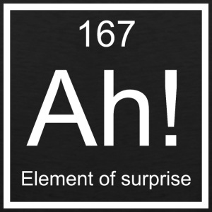 Ah! Surprise Element - Men's Premium Tank