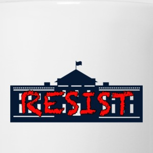 Resist (Capitol - T) - Coffee/Tea Mug