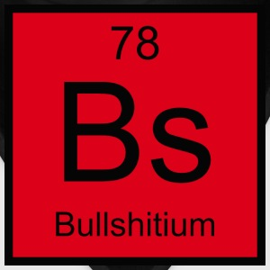 Bs Bullshitium Element - Bandana