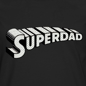 SuperDad T-Shirts - Men's Premium Long Sleeve T-Shirt