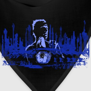 Blade Runner (Roy Batty, Nexus 6 Replicant) T-Shirts - Bandana