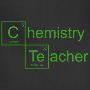 Chemistry Teacher - Adjustable Apron