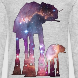 Cosmic Walkers T-Shirts - Men's Premium Long Sleeve T-Shirt