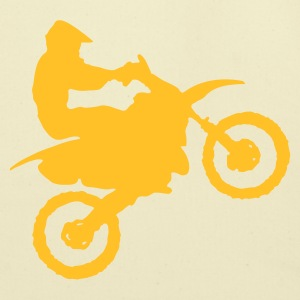 Motocross T-Shirts - Eco-Friendly Cotton Tote