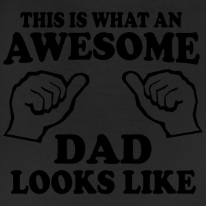 This is what an awesome dad looks like T-Shirts - Leggings