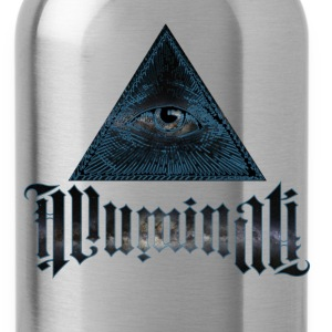 Illuminati - Water Bottle