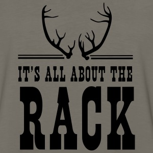 It's all about the rack T-Shirts - Men's Premium Long Sleeve T-Shirt
