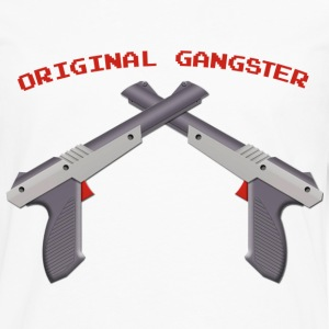 Original Gangster Zappers - Men's Premium Long Sleeve T-Shirt