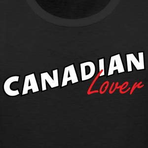Canadian Lover T-Shirt - Men's Premium Tank