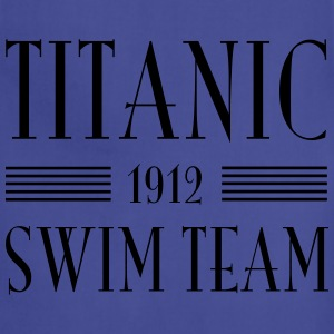 Titanic Swim Team Women's T-Shirts - Adjustable Apron