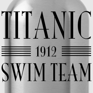 Titanic Swim Team Women's T-Shirts - Water Bottle