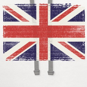 Great Britain flag - Contrast Hoodie