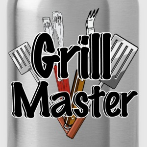 The Grill Master with BBQ Tools  - Water Bottle