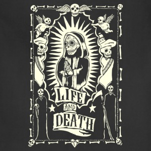 Life and Dead T-Shirts - Adjustable Apron